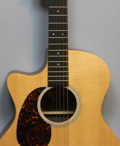 Martin Lefthand Guitar