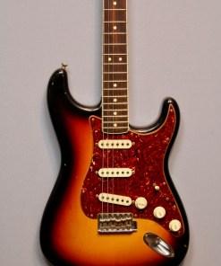 Fender Custom Shop Stratocaster 34