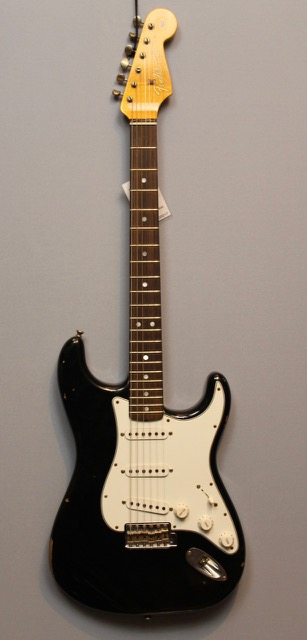 Fender Custom Shop Stratocaster 13