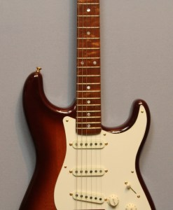 Fender Custom Shop Artisan Okoume Stratocaster NOS