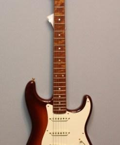 Fender Custom Shop Stratocaster 2