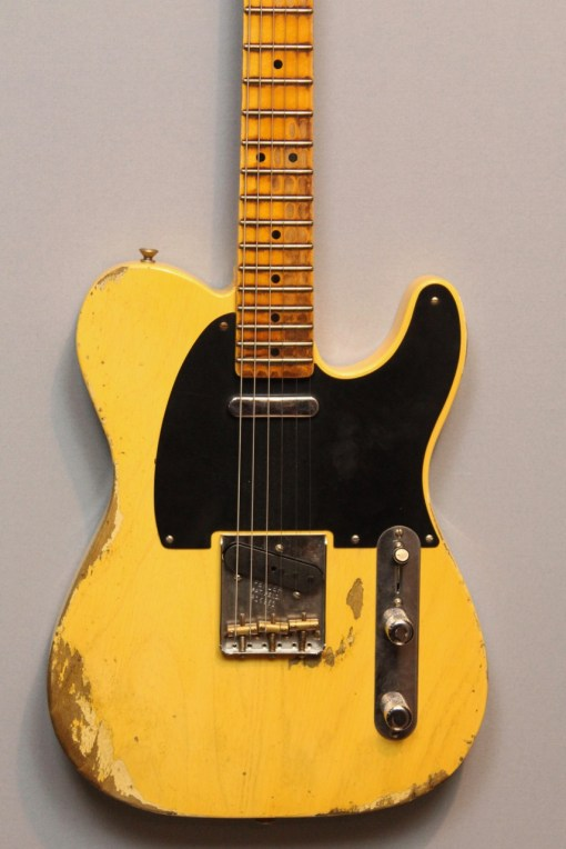 Fender Custom Shop Tele 9