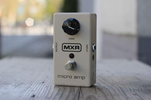 MXR Micro Amp Boost