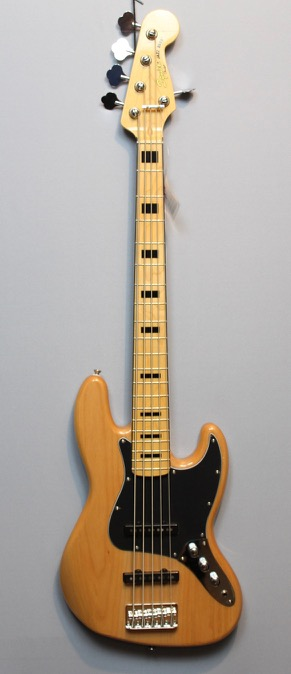 Squier VM Bass 5-String