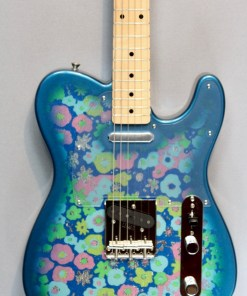 Fender FSR '69 Telecaster Blue Flower