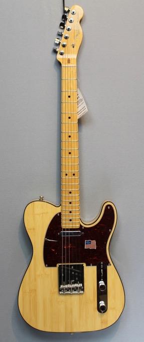 Fender Telecaster LTD Lamboo