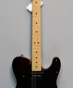 Fender FSR Exotic Collection Malaysian Blackwood Tele