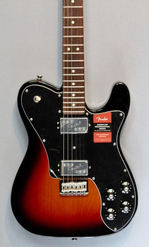Fender American Professional Telecaster Deluxe Shawbucker RW