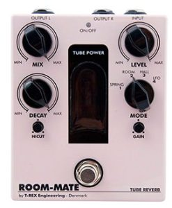 T-Rex Room-Mate Tube Reverb