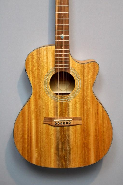 Random RGI-M4-CE Westerngitarre