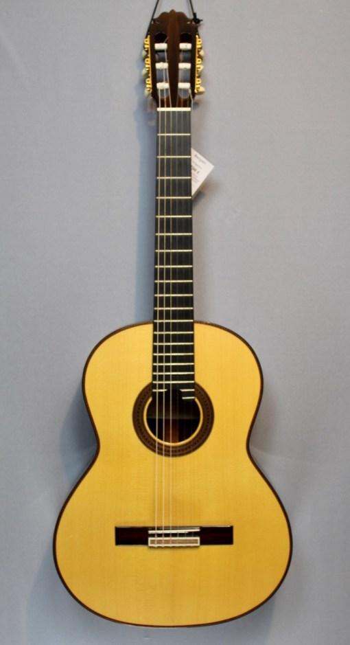 Burguet 1 A Spruce – American Guitar Shop - Gitarren in Berlin