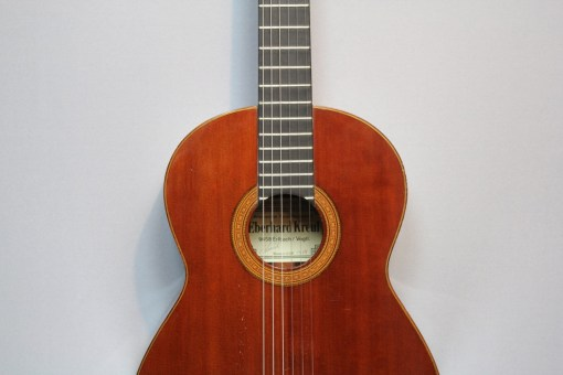 Eberhardt Kreul Konzertgitarre