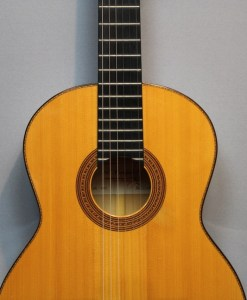 Burguet AB Konzertgitarre