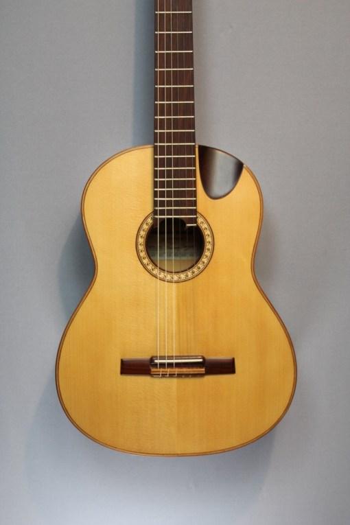 Alexander Benedykt Konzertgitarre – American Guitar Shop