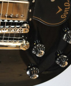 Guild Bluesbird black E-Gitarre1