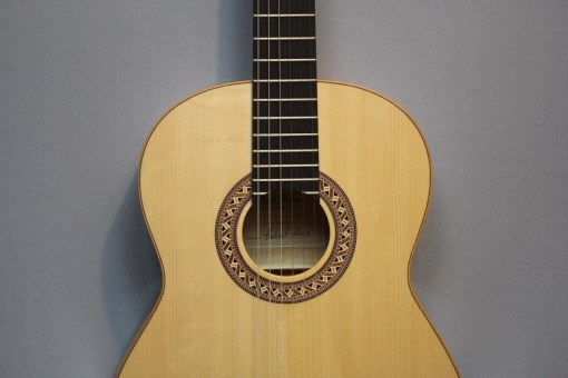 Höfner HGL5 Green Line Konzertgitarre
