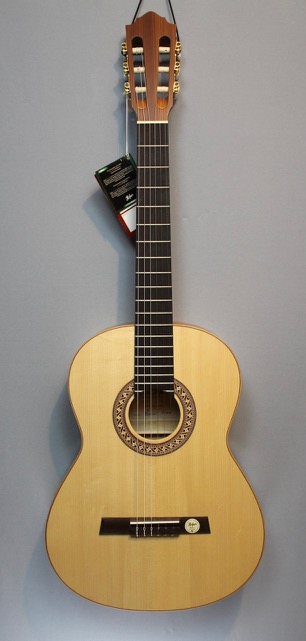 Höfner HGL5 Green Line Konzertgitarre3