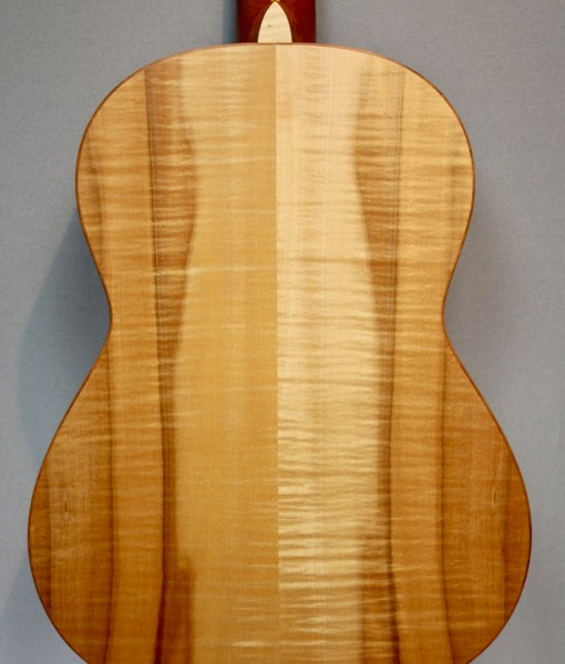 Höfner HLE-KAF Konzertgitarre1
