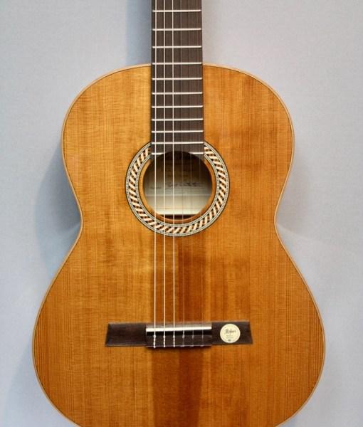 Höfner HGL9 Green Line Konzertgitarre3