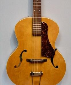 Godin 5th Avenue mit K&K PU E-Gitarre3