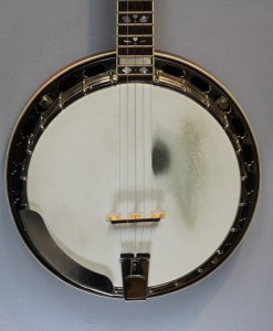 Gold Star GF-200 5 String Flathead Banjo – American Guitar Shop - Gita