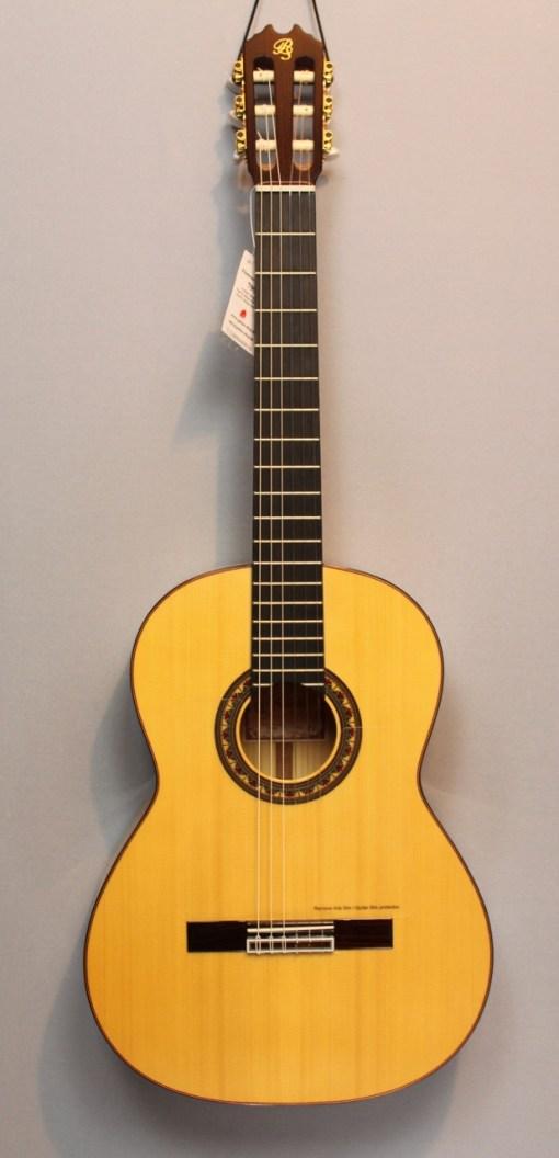 Prudencio Saez 22 Flamencogitarre