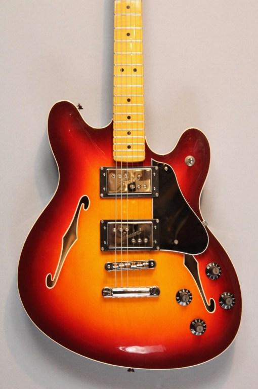 Fender Starcaster Guitar MN ACB