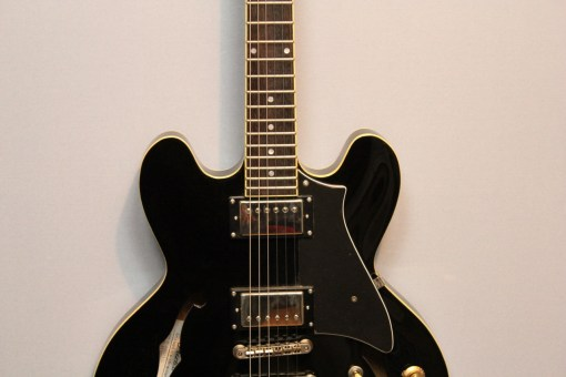 Peerless Guitars Hardtail blk