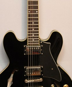 Peerless Guitars Hardtail blk