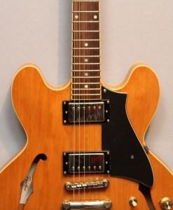 Peerless Guitars Hardtail Natur