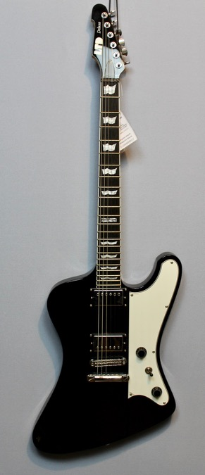 ESP LTD Phoenix-1000 Black E-Gitarre