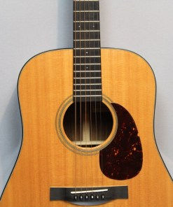Santa Cruz Guitars D pre War Westerngitarre