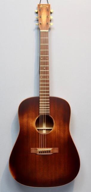 Martin Guitars D-15M Streetmaster Westerngitarre