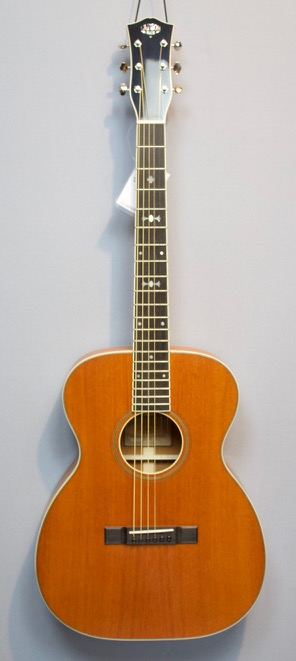 Larson OM Style 4 Westerngitarre
