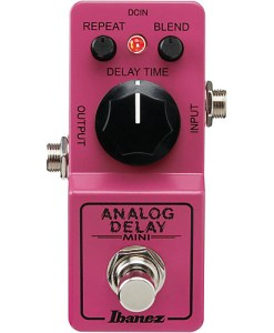 Ibanez Mini Analog Delay