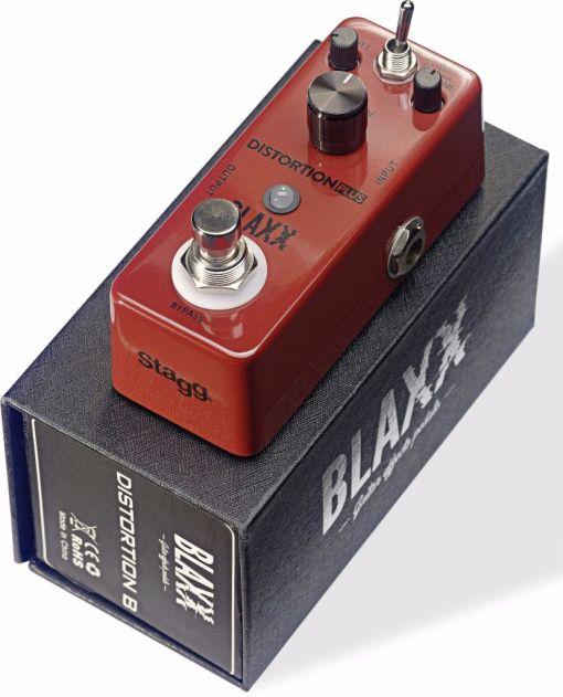 Stagg Blaxx Distortion Plus