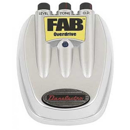 Danelectro FAB Overdrive