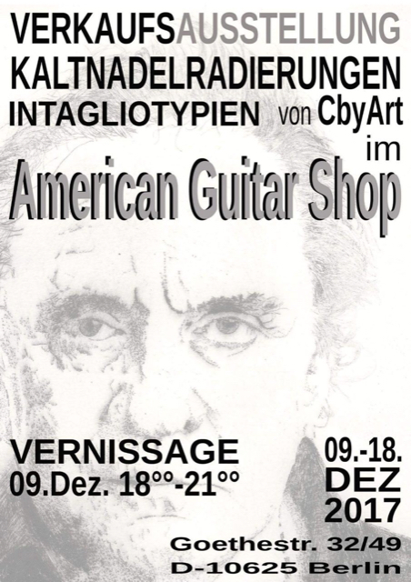 Vernissage American Guitar Shop