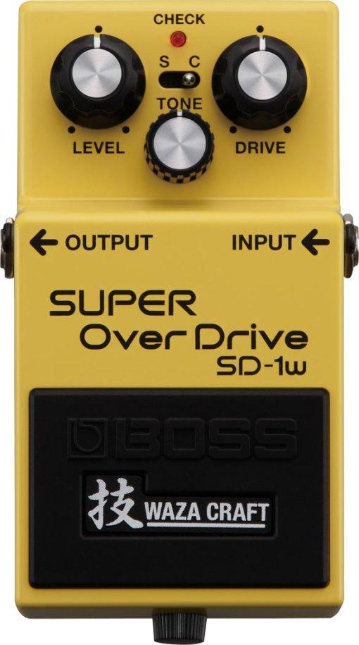 Boss SD 1w