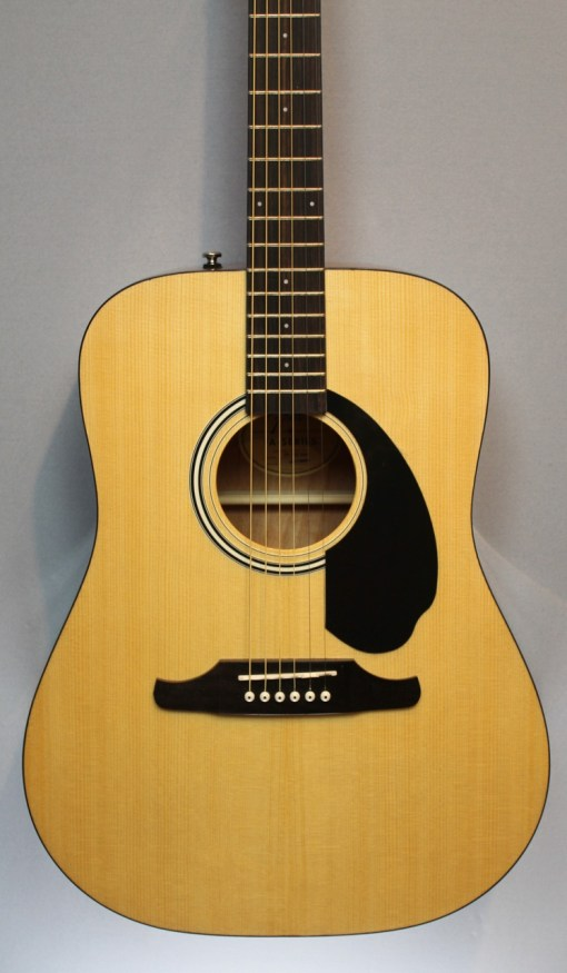Fender FA-125 Natural Westerngitarre2