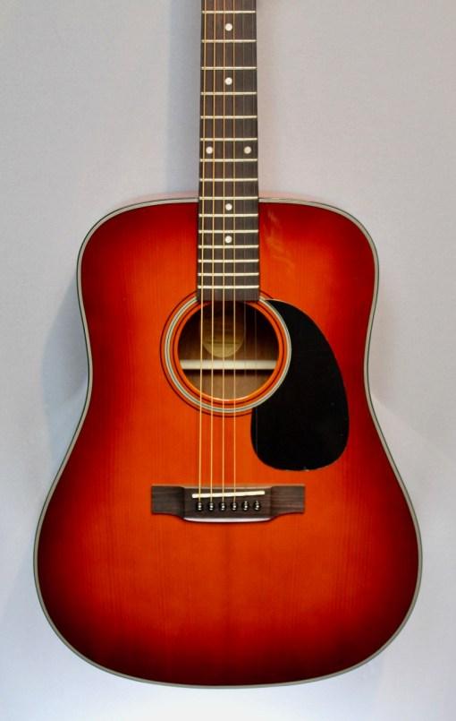 Blueridge BR-40 AS Westerngitarre2