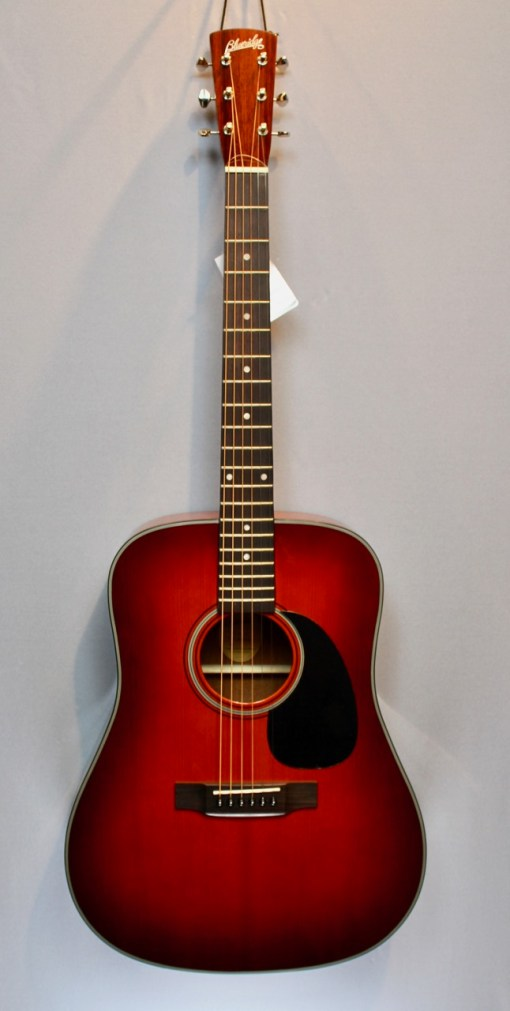 Blueridge BR-40 AS Westerngitarre1