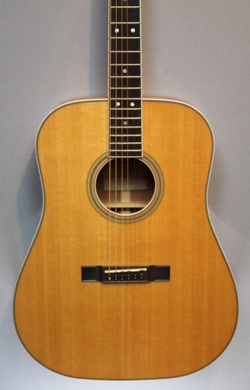 Larson Stetson Style 1 Westerngitarre4