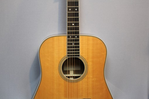Larson Stetson Style 2 Westerngitarre