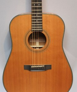 Stanford Platinum D32 Westerngitarre3