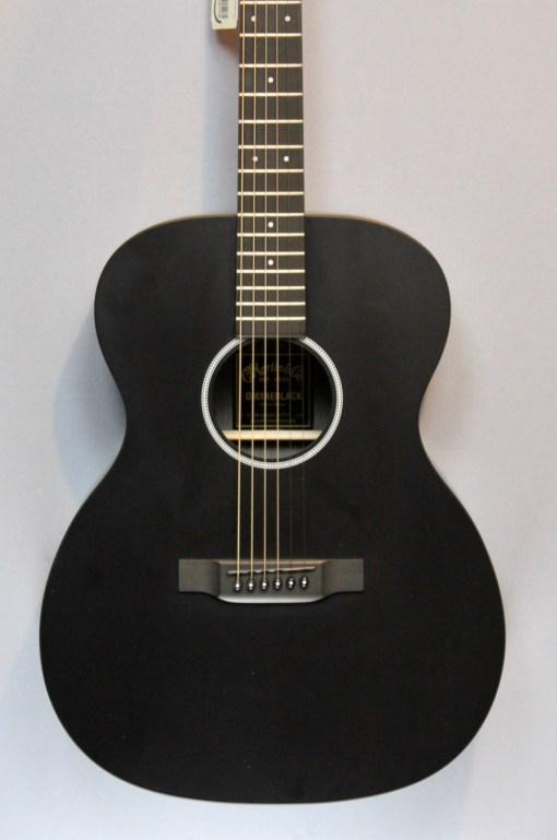 Martin OMXAE - Black Westerngitarre