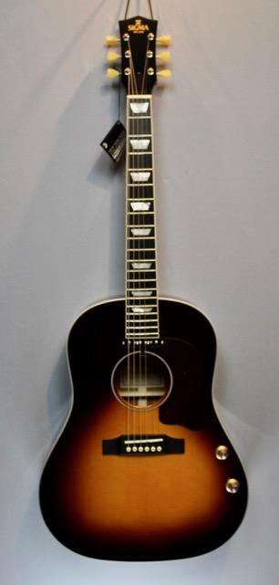 Sigma JM-SG160-E Westerngitarre22