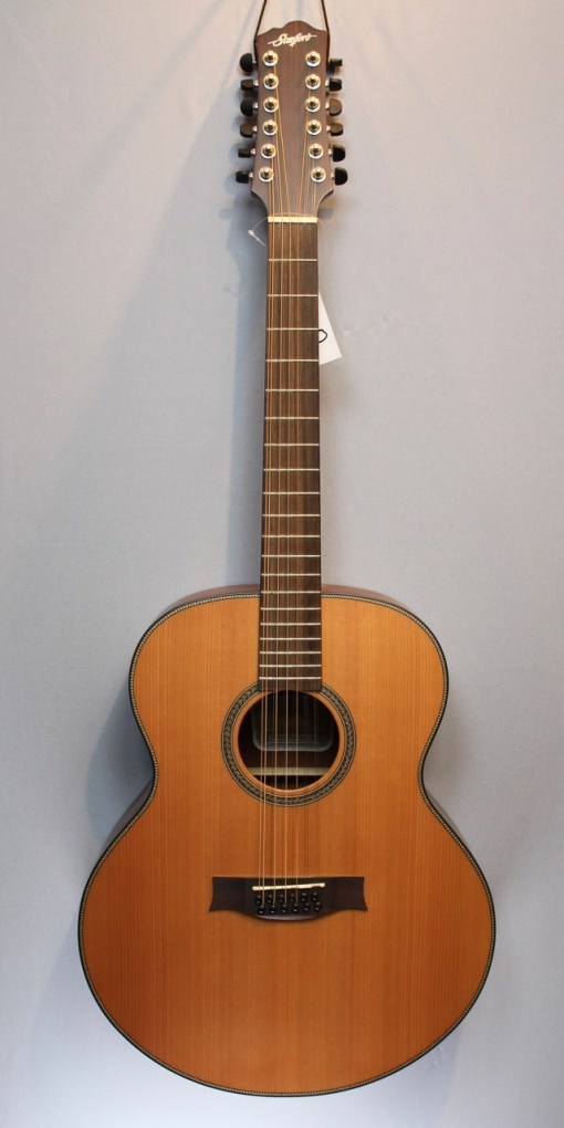 Stanford Radiotone 50 J-12 String Westerngitarre 1