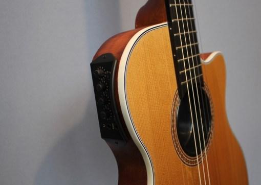 Shadow JM-CC 44 Konzertgitarre 2