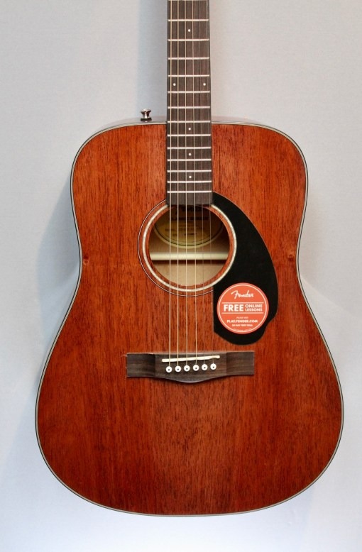 Fender CD-60S All Mahagoni Folkgitarre in Berlin Guitars Shop